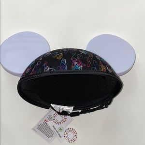 Character Color changing light-up Disney Ears